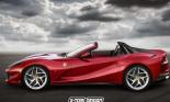 Ferrari sắp trình làng mẫu xe mui trần mới