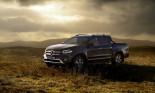 Mercedes-Benz X-Class Storm Edition – Chiếc xe đáng chú ý trong dịp 'Black  Friday'