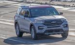 Hé lộ hình ảnh Ford Explorer 2020 mới, đối thủ Toyota Highlander