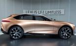 LEXUS LF-1 – mẫu SUV có thể vượt mặt Lamborghini Urus về sức mạnh