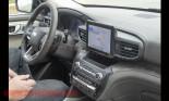 Hé lộ nội thất Ford Explorer 2020, đối thủ của Toyota Highlander