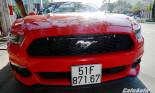 'Ngựa hoang' – Ford Mustang phiên bản mui mềm xuất hiện trên đất Tây Đô
