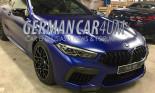 Siêu phẩm BMW M8 Competition bất ngờ lộ ảnh 'trần trụi'