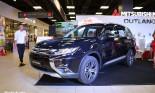 Do lỗi phần mềm, Mitsubishi phải triệu hồi gần 1.000 xe Outlander tại Việt Nam