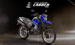 Tân binh Yamaha Lander XTZ 250 2019 ra mắt, uy hiếp Kawasaki Versys-X 2019