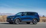 Hyundai Santa Fe được tích hợp công nghệ cảm biến vân tay