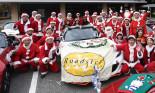 Chào đón Giáng sinh với màn diễu hành từ thiện của Mazda