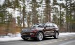 Ford Explorer 2020 trình làng – Sự trở lại của hệ dẫn động cầu sau