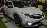 Ngắm tân binh Honda Civic Versatilist tại triển lãm Tokyo Auto Salon 2019