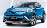 Toyota C-HR 2019 vừa ra mắt, có giá 843 triệu đồng tại Malaysia