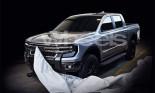 Hé lộ hình ảnh được cho là của Ford Ranger thế hệ mới