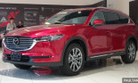 Mazda CX-8 sẽ về Việt Nam để đối đầu với Hyundai Santafe và Toyota Fortuner?