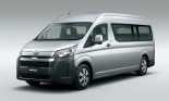 Toyota Hiace thế hệ hoàn toàn mới xuất hiện, đối thủ phải kiêng dè