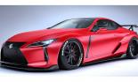 Black Lable GT – Chiếc Lexus hoàn mỹ nhất từng được chế tạo