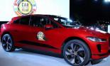 Jaguar I-PACE là mẫu xe của năm tại Châu Âu năm 2019