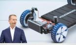 Volkswagen Group quyết 'thôn tính' thị trường bằng đội quân 22 triệu xe điện