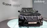 Xe sang tiền tỷ của Lexus triệu hồi tại Việt Nam vì lỗi túi khí