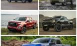 Top 5 chiếc bán tải khủng khiến mọi đàn ông thèm muốn
