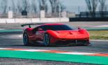 """Ferrari P80/C: Siêu phẩm đường đua """"độc nhất"""" trên thế giới"""
