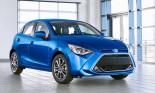 Toyota Yaris Hatchback 2020 trình làng – như anh em song sinh với Mazda2