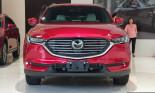 Hé lộ Mazda CX-8 trước thềm triển lãm Malaysia Autoshow