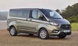 Cạnh tranh Kia Sedona, Ford chính thức 'hé lộ' mẫu MPV Tourneo tại Việt Nam