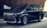 Lexus LM 300h, 'đập tan' nghi ngờ đẳng cấp chỉ bằng Toyota!