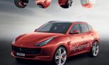 """Tuyên chiến nhà Volkswagen, Ferrari sẽ làm """"SUV"""""""