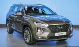 Hyundai SantaFe 2019 chính thức chốt giá, cạnh tranh với Honda CR-V