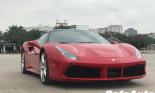"""""""Siêu ngựa Ý"""" màu đỏ tiếp theo về Việt Nam: Ferrari 488 GTB"""