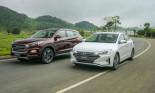 Bộ đôi Hyundai Tucson và Elantra 2019 chính thức công bố giá bán từ 580 triệu đồng
