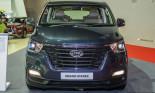 Hyundai Grand Starex phiên bản mới ra mắt: thiết kế đẹp và tiện nghi hơn