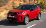 Land Rover Discovery Sport 2020 chính thức ra mắt với phiên bản nâng cấp facelift