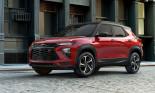 Chevrolet Trailblazer 2021 trình làng cùng nhiều thay đổi mới