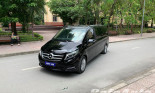 Khám phá Mercedes-Benz V-Class VIP Business Lounge độc nhất tại Việt Nam