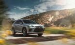 Lexus nâng cấp RX với model 2020