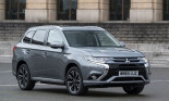 Mitsubishi Outlander lại dính đợt triệu hồi do lỗi phanh