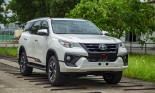 Toyota Fortuner 2019 lắp ráp tại Việt Nam tăng giá nhẹ