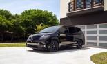 Toyota Sienna hé lộ phiên bản Nightshade: minivan sang trọng, đa năng
