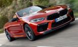BMW M8 2020 ra mắt mẫu Coupe, mui trần và Competition