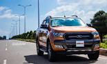 Triệu hồi hơn 9.800 xe Ford Ranger vì lỗi phanh