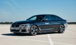 BMW giới thiệu 5 Series chạy điện nhanh như siêu xe