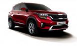 Kia ra mắt SUV Seltos giá 370 triệu tại Ấn Độ