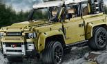 Land Rover Defender thế hệ mới lộ ảnh nóng