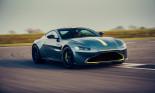 Siêu coupe Aston Martin Vantage AMR nhận đặt hàng tại Việt Nam