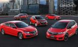 Honda giới thiệu Civic, CR-V, HR-V và Jazz phiên bản 50 Year Edition tại Úc