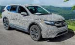Honda CR-V facelit nhiều khả năng sẽ là mô hình của năm 2020