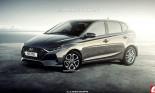 Hyundai i20 2020 thay đổi lớn về kiểu dáng, công nghệ và động cơ