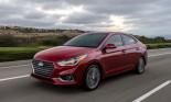 Hyundai Accent 2020 được nâng cấp bằng loạt động cơ mới