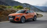 Đối thủ của BMW X2 – Audi Sportback 2020 phong cách hơn